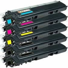 5 pk Color Toner for Brother TN210 TN-210 HL-3040CN HL-3045CN HL-3070CW HL-3075