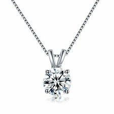 silver  Charm Jewelry Crystal Pendant Chain Chunky Statement Choker Necklace hs