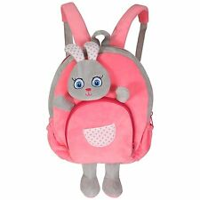 Kids Backpack, Cute Rabbit Kids Backpacks Girls Toddler Backpack Pink