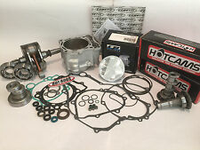 YFZ450 YFZ Motor Engine Rebuild 500 Stage 3 Hotcams Big Bore Stroker Crank Kit
