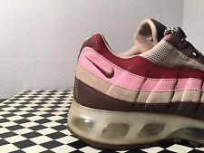 vtg Nike Airmax 95 360 One Time 90 1 93 DQM Bacon Supreme Ultra Boost 8 8.5 Hat