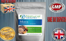 MACA 500MG CAPSULES HIGH STRENGTH NATURAL HEALTHY WEIGHT LOSS DIET PILLS