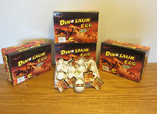 4 NEW GROWING PET DINOSAUR EGGS GROW DINO HATCHING HATCH EGG