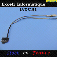 "LCD LED ECRAN VIDEO SCREEN CABLE NAPPE DISPLAY HP Pavilion 17.3""  G7-2215DX"