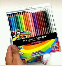 PRISMACOLOR 24 Colored Pencils. NEW. FREE SHIPPING