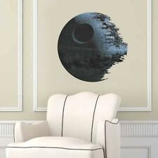 New Death Star ARTWORK Star Wars Home Decor Wall Sticker Wallpaper Decals