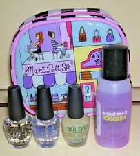OPI Small wonders mini set-Nail Envy RapiDry Top Chip Skip Polish Remover Wraps