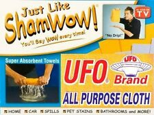UFO All Purpose Cloth As Seen On TV! Wow ISRAEL Made Sham/Shammy/Chamois/Shammie