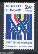 FRANCE 1982, timbre 2214, SOMMET PAYS INDUSTRIALISES, neuf**