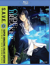 Code: Breaker - The Complete Series - S.A.V.E. [Blu-ray], New DVDs