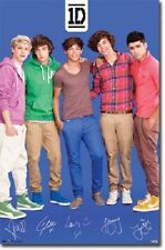 1D ONE DIRECTION POSTER TEEN IDOL BOY BAND GROUP NEW 22x34 FAST FREE SHIPPING