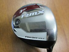 Used YAMAHA INPRES RMX 2016 3 Fairway wood 15° FUJIKURA 55 Graphite Regular Flex