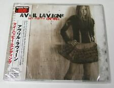 Avril Lavigne My Happy Ending Japan CD sealed SINGLE BVCP-29613 Don't Tell Me