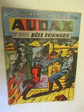 Audax Numéro 65 d'Avril 1958 (avec Bill Tornade) /Editions Artima
