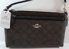 New COACH Pop Pouch Clutch Wristlet