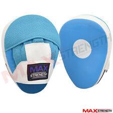 Boxing Focus Pads Punch Bag Gloves MMA Muay Thai Sparring Fight Training Pair