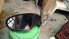 DODGE Plymouth  95-99 NEON Side View Mirror Left Driver Black