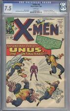 X-MEN 8 - CGC 7.5 - 1st Unus  - Marvel Comics