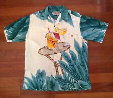RARE Tory Richard Hawaiian Shirt As Seen On The Show Thrift Hunters. Size L.