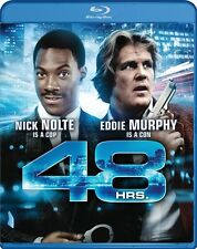 48 HRS New Sealed Blu-ray Nick Nolte Eddie Murphy 48 Hours