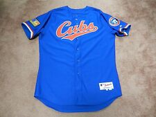 Jacob Turner 2014 Chicago Cubs 1994 TBTC style game used jersey