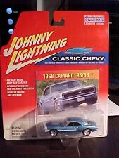 JOHNNY LIGHTNING CLASSIC 68 CHEVY CAMARO RS/SS