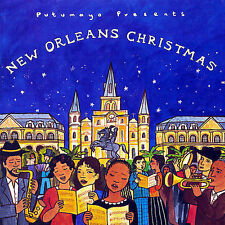 New Orleans Christmas - Putumayo Presents Compact Disc