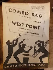 "SPARTITO ""COMBO RAG"" + ""WEST POINT"""