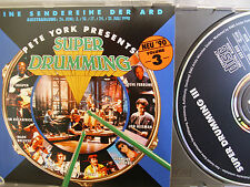 Super Drumming III- GLOBAL 1990 WIE NEU