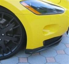 MASERATI GT GTS GRANTURISMO ab2007 CARBON PARAURTI FRONT Splitter GT MASTER Style