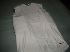 MCDAVID COMPRESSION PADDED TOP ADULT LARGE