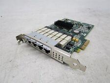 Silicom PCI-e 4 Port Quad Gigabit Wired Ethernet Server NIC PEG4BPI-CS-ROHS