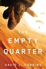 The Empty Quarter A USAF Pararescue Thriller