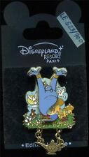 DLP DLRP Paris - Spring Printemps 2005 Genie Dangle - LE 900 Disney Pin 37059