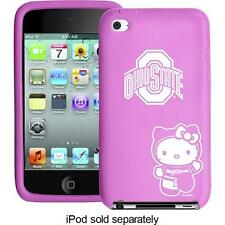 Hello Kitty Ohio State Case for 4th-Generation Apple iPod touch- Soft Case New
