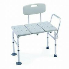 Shower Chair Bath Safety Seat Transfer Bench Stool Heavy Duty Bathtub Handicap