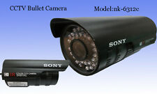 Sony 420 and 700 TVL/ 3.6mm/ 36pcs IR * CCD Bullet Camera * Model : nk-6312c