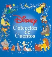 Disney: Coleccion de cuentos: Disney Storybook Collection, Spanish Edition (Tes