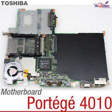 CARTE MÈRE POUR TOSHIBA PORTEGE 4010 SÉRIE P000345920 NEUF PC PORTABLE 095