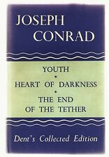 Joseph Conrad - 3 Stories Rare Vintage Dent's Collected Edition Nr Mint,with dj