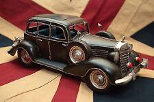 MERCEDES tin toy tinplate car blechmodell auto voiture tole modellini latta