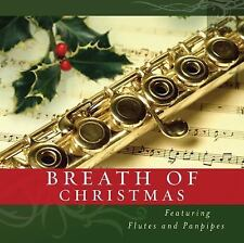 Breath Of Christmas - Flute & Panpipes  Audio CD