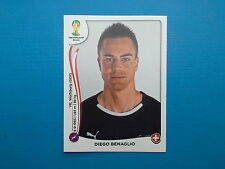 Panini World Cup Brasil 2014 n.338 Diego Benaglio Switzerland