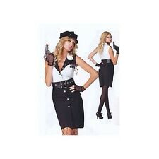 RG Costumes Rescue Me Betty Adult Costume POLICE OFFICER COSTUME