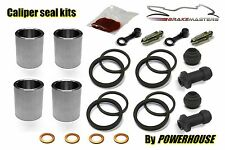 Honda ST1100 Pan European front brake caliper piston & seal repair kit 1992 1993