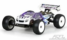 Proline Racing - 2012 Bulldog Clear Body For D8t