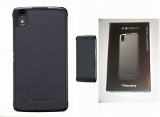 BlackBerry original 50 Dtek hard shell Funda negro acc-63011-001 funda protectora