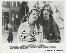 COURTNEY GAINS Signed 10x8 Photo MALACHAI In CHILDREN OF THE CORN  COA