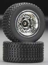 NEW Associated Wheels/Tires RC18LM (2) 21376