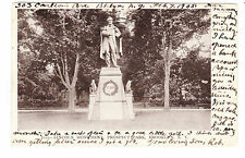 LINCOLN MONUMENT IN PROSPECT PARK, BROOKLYN NYC